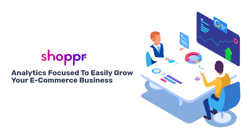 Shoppr - E-Commerce Strong Marketing and In-depth Analytics