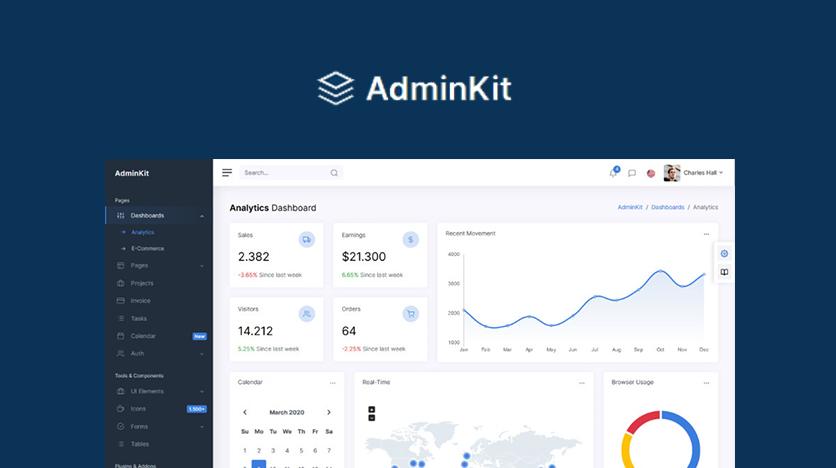 AdminKit Lifetime Deal