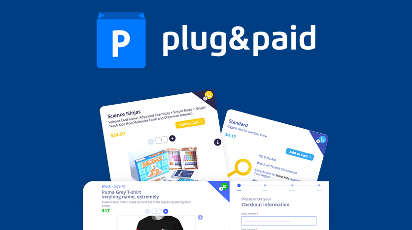 plug paid lifetime deal