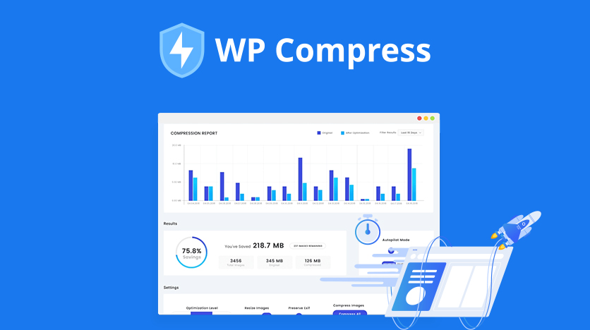 wp compress lifetime deal