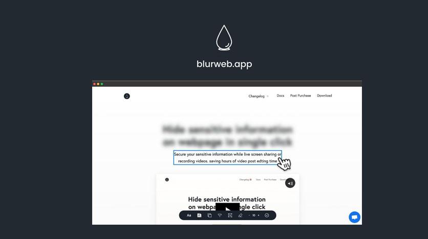 blurweb app lifetime deal