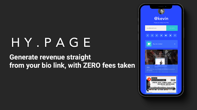 hy page lifetime deal