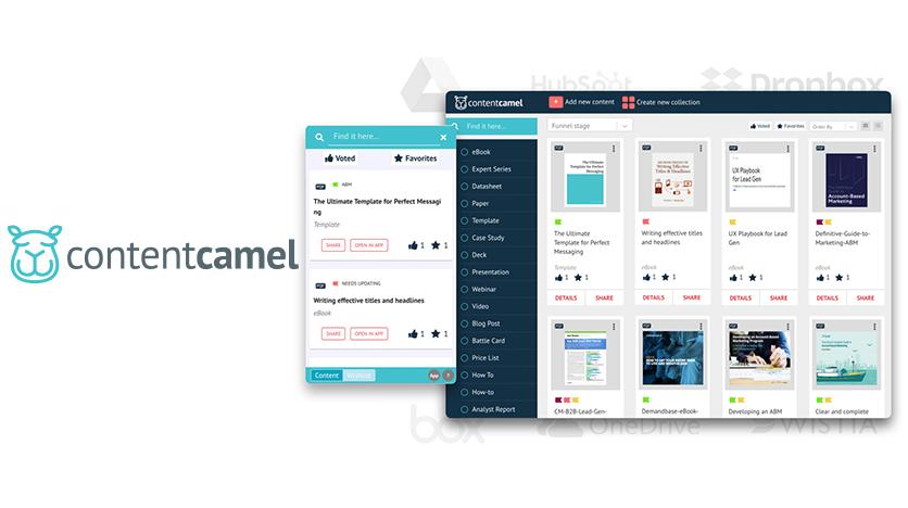 content camel lifetime deal